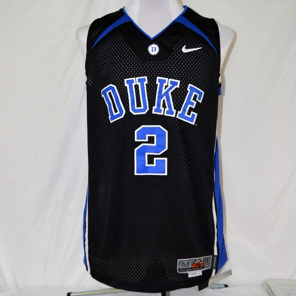 online store 182d5 57a8b Duke Blue Devils Basketball Jersey #2 - Nike Elite
